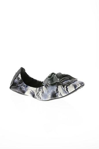 cassis cote d'azur chaussures femme de couleur gris