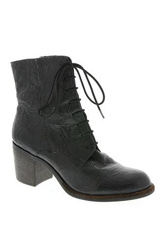 tamar EFFI_CHAR_1 pierre chaussures femme de couleur noir