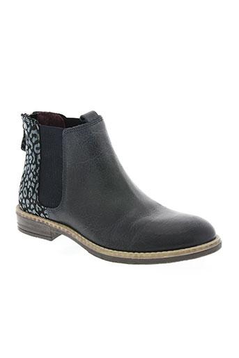 8fa261928535d mod8 chaussures fille de couleur bleu