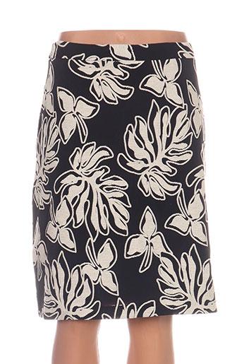 black label jupes femme de couleur noir