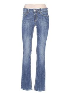 Jeans Coupe Droite LIU JO Femme En Soldes Pas Cher - Modz 0f3d6e4fbda8