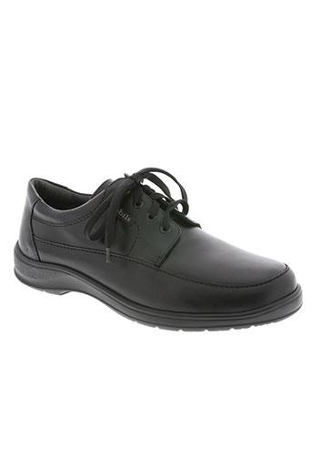 mobils chaussures homme de couleur noir