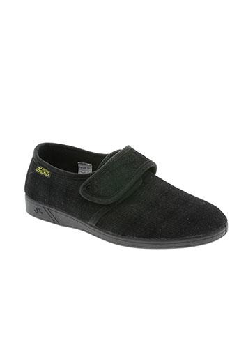 semelflex chaussures homme de couleur noir