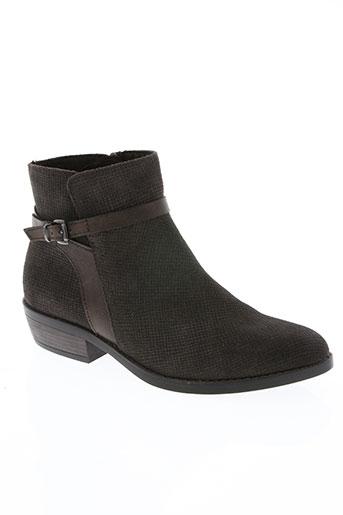 marco tozzi chaussures femme de couleur marron