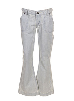Jeans bootcut bleu GIRANDOLA pour fille