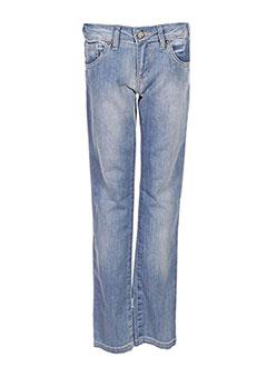 Jeans coupe slim bleu GIRANDOLA pour fille