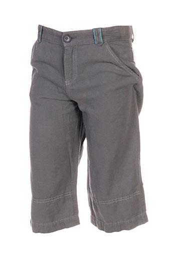 coudemail shorts / bermudas garçon de couleur gris