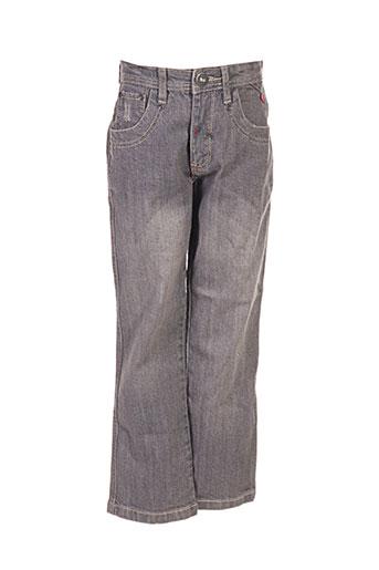girandola jeans garçon de couleur gris