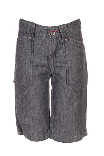 coudemail shorts / bermudas garçon de couleur noir