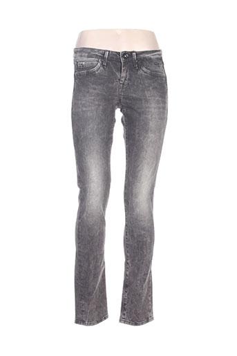 pepe jeans jeans femme de couleur noir