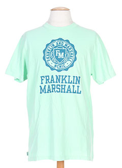 Produit-T-shirts-Homme-FRANKLIN MARSHALL