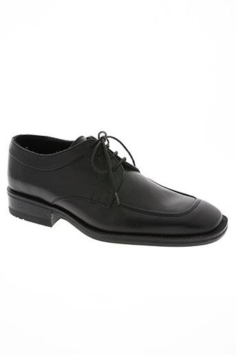 sledgers chaussures homme de couleur noir
