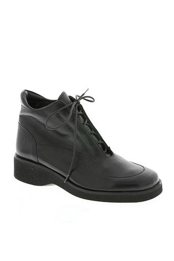 impertinent chaussures femme de couleur noir