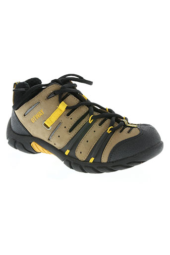 otway chaussures garçon de couleur beige