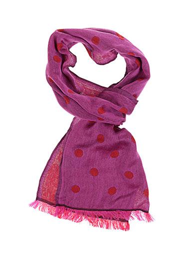 malfroy accessoires femme de couleur violet