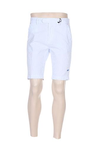 all blacks shorts / bermudas homme de couleur bleu