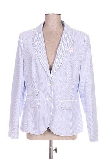 forecast vestes femme de couleur bleu