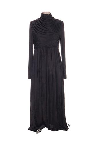 voriagh robes femme de couleur noir