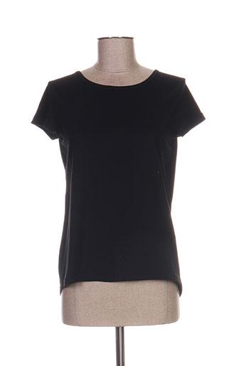 missing johnny chemises femme de couleur noir