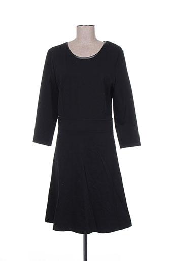 maille demoiselle robes femme de couleur noir