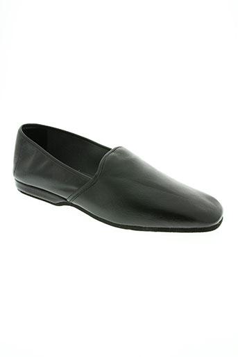 maly de paris chaussures homme de couleur noir