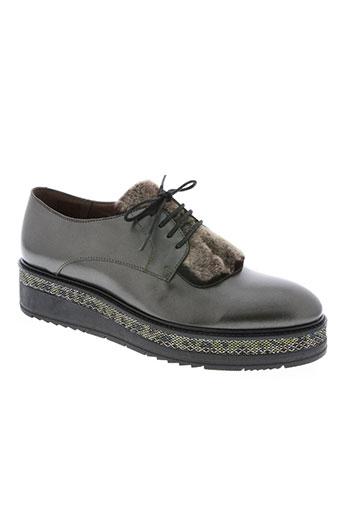 muratti chaussures femme de couleur gris
