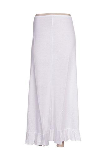 blancheporte jupes femme de couleur blanc