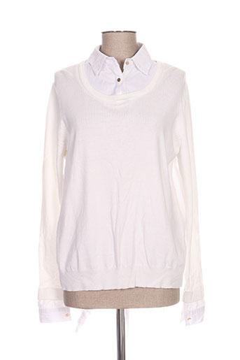 exquiss's pulls femme de couleur blanc