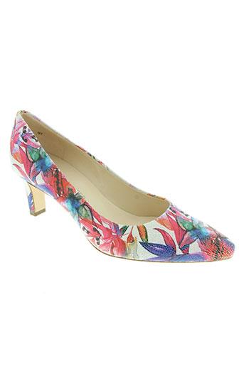 peter kaiser chaussures femme de couleur rose