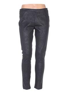 Pantalon chic noir FELINO pour femme
