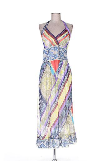 les fees du vent robes femme de couleur violet