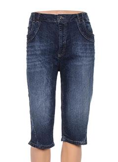 Produit-Shorts / Bermudas-Femme-FRED SABATIER
