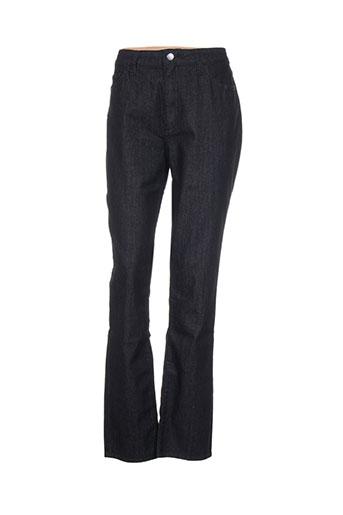 kanope jeans femme de couleur noir
