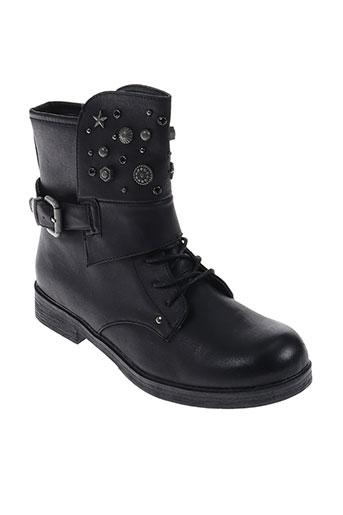the divine factory chaussures femme de couleur noir
