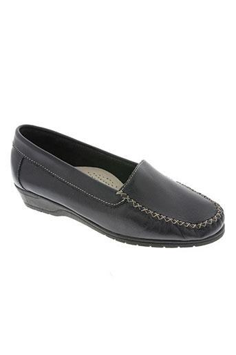 pedi girl chaussures femme de couleur bleu