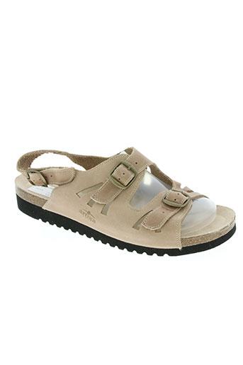 artika soft chaussures homme de couleur beige