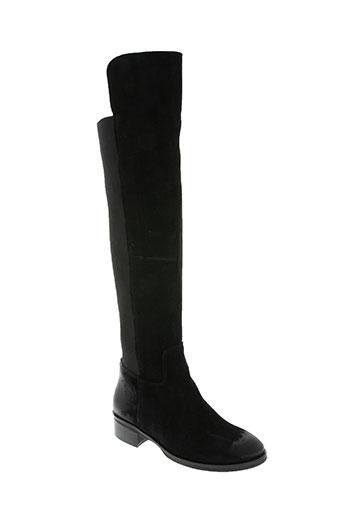piranha chaussures femme de couleur noir