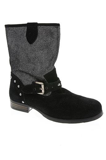 primigi chaussures femme de couleur noir