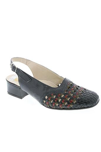 ombre claire chaussures femme de couleur bleu