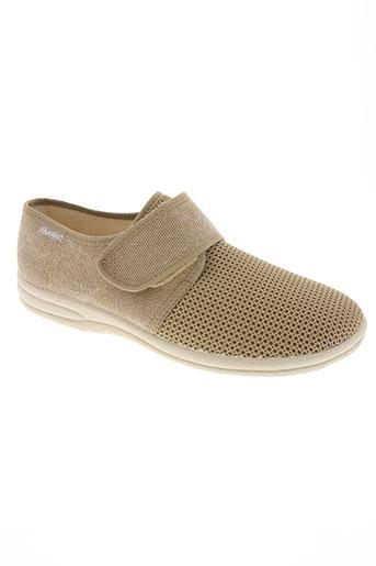 podowell chaussures homme de couleur beige