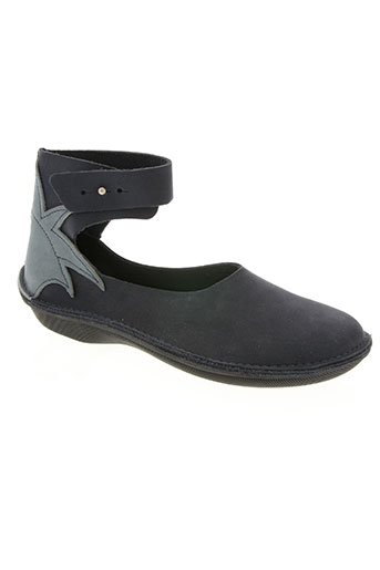 loints chaussures femme de couleur bleu