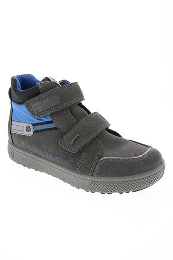 primigi chaussures homme de couleur gris