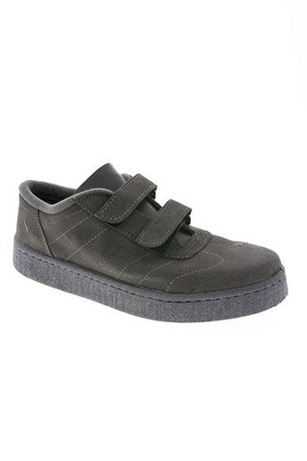 moran's chaussures homme de couleur gris