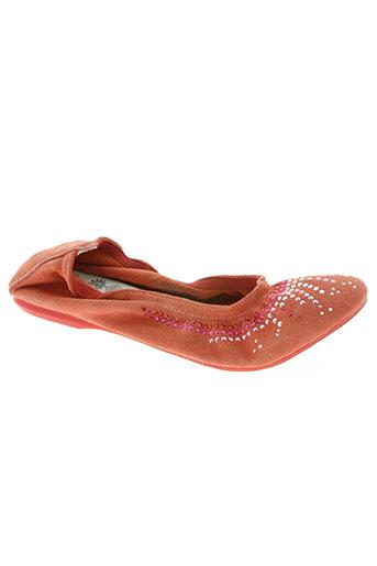 primigi chaussures fille de couleur rouge