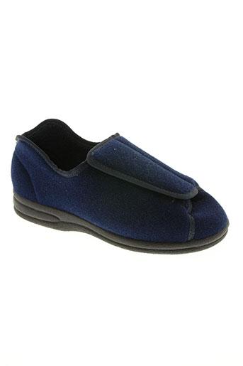 podowell chaussures homme de couleur bleu