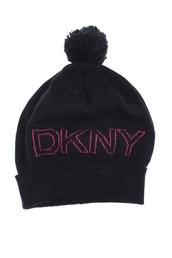 dkny accessoires fille de couleur noir