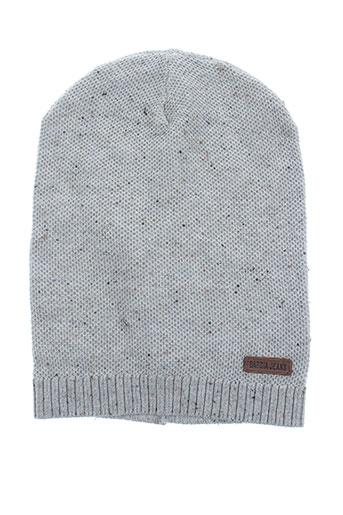 Bonnet gris GARCIA pour garçon