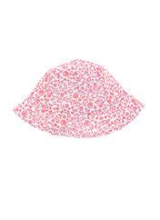 Chapeau rouge CARREMENT BEAU pour fille seconde vue