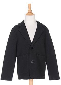 Veste casual noir MOLO pour garçon