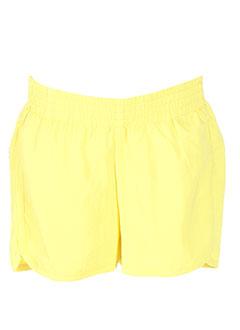 Short jaune MOLO pour garçon